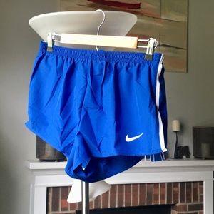 Men's NWTs Nike running shorts